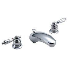Symmons Origins Two Handle Widespread Lavatory Faucet - Polished Chrome