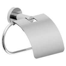 Symmons Dia® Toilet Paper Holder with Cover - Polished Chrome