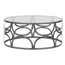 Poeme Cocktail Table