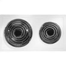 Designer Line Coil Element Cartridge, White