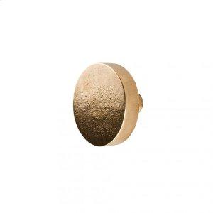Large Luna Knob - K206 Silicon Bronze Brushed Product Image