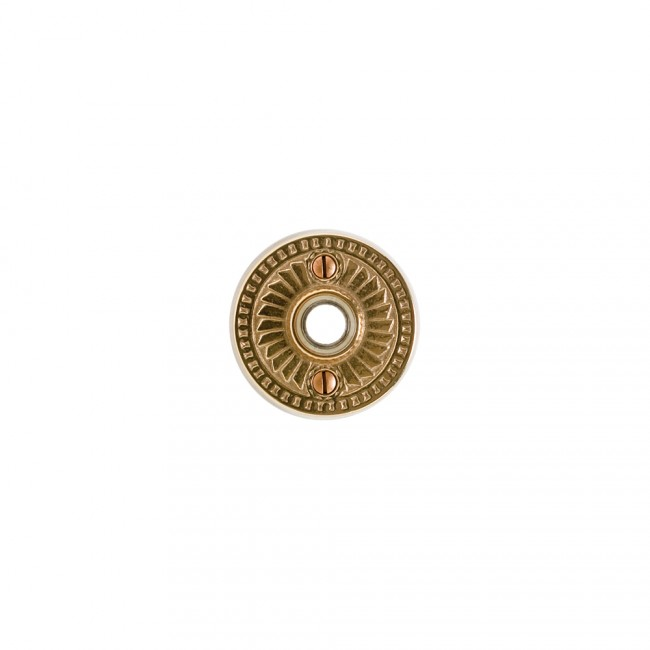 "Briggs 2 1/2"" Round Silicon Bronze Brushed"