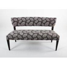 Radius back bench
