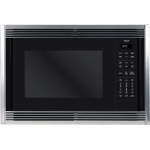 "Convection Microwave 36"" Stainless Trim - L Series"