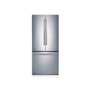 22 cu. ft. French Door Refrigerator in Stainless Steel Product Image