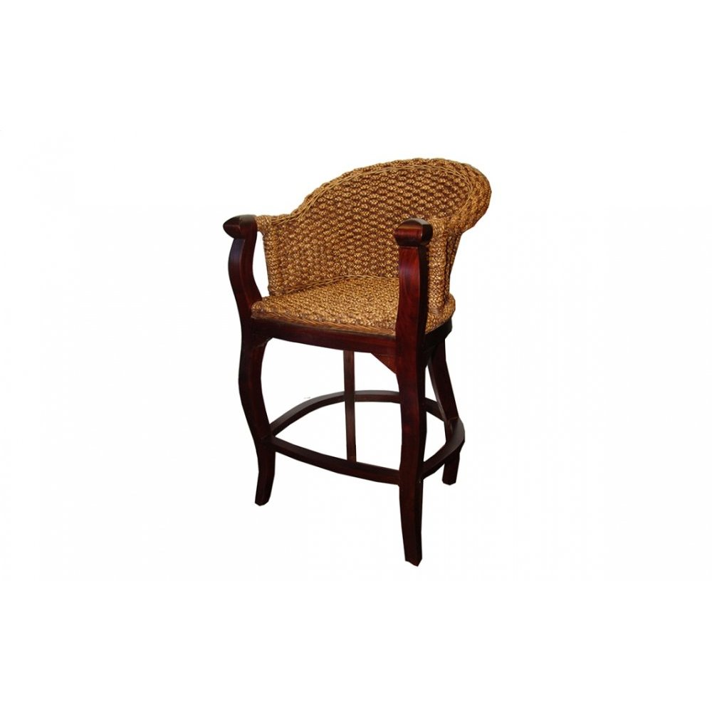 Rattan Ferarri Bar Chair