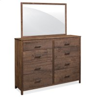 Sheffield Mule Chest Mirror Product Image
