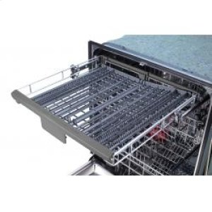 """24"""" Dishwasher In Black Stainless Steel"""