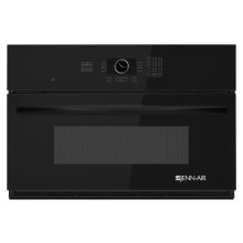 Black Jenn-Air® Built-In Microwave Oven with Speed-Cook, 30""