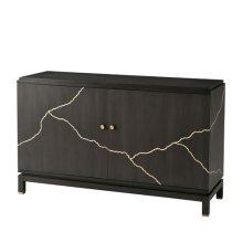 Marloe Decorative Cabinet II - Black
