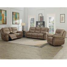 "Isabella Recliner Chair Sand 43""x37.4""x42"""