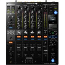 4-channel digital pro-DJ mixer (black)