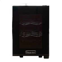 6-Bottle Countertop Wine Cooler