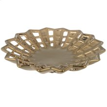 Manzu Decorative Dish