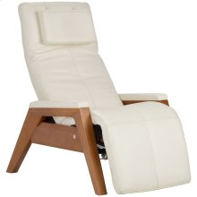 Gravis ZG Chair with Free Stay Well™ Weighted Blanket - Bone - Beech