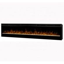 "Galveston 74"" Linear Electric Fireplace"