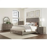 Vogue - Five Drawer Chest - Gray Wash Finish Product Image
