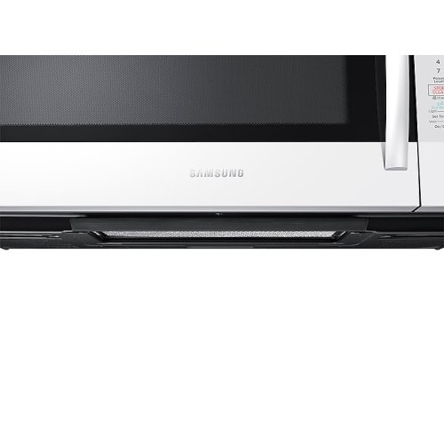 1.8 cu. ft. Over-the-Range Microwave with Sensor Cooking in White