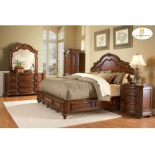 Homelegance 1390LP Prenzo Bedroom set Houston Texas USA Aztec Furniture