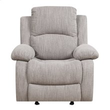 Emerald Home Hennessy Recliner Textured Wheat U7151-04-03