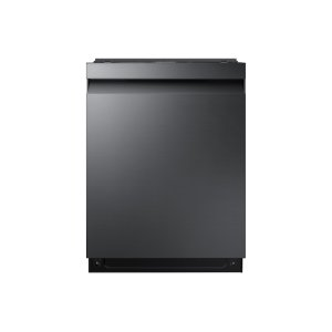 StormWash™ 42 dBA Dishwasher in Black Stainless Steel Product Image