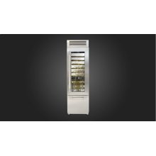 "24"" Pro Wine Cellar - Right Door - Stainless Steel"