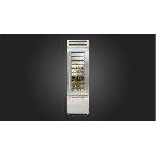 "24"" Pro Wine Cellar - Right Door - Stainless Steel"