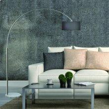 6938 Gray Floor Lamp