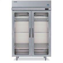 RH2-SSB-FG TempGuard® Glass Door Refrigerator Series