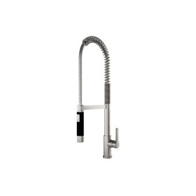 Sky 306014 - topmount Kitchen faucet , Brushed Platinum