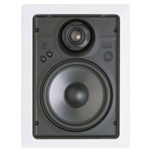 In-Wall High Definition Loudspeaker; 6 1/2-in. 2-Way; Includes Bracket HD6R