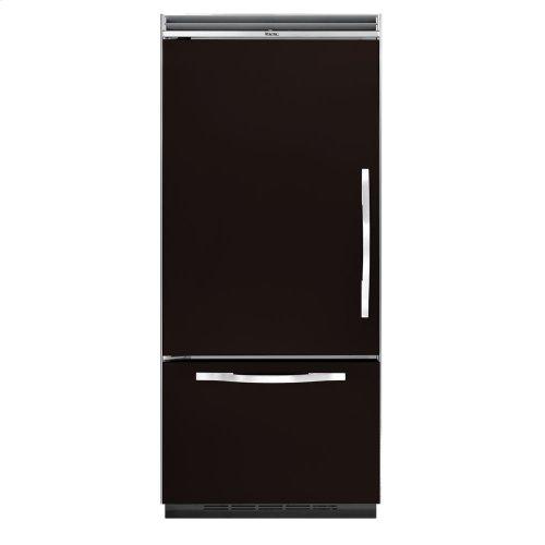 """Chocolate 36"""" Bottom-Mount Refrigerator/Freezer - DDBB (Left Hinge Door)"""