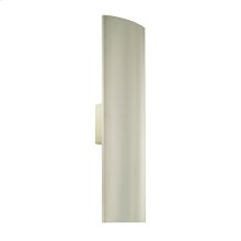 "Pannelo 22"" Sconce"
