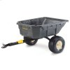 12.5 cu. ft Swivel / Dump Cart