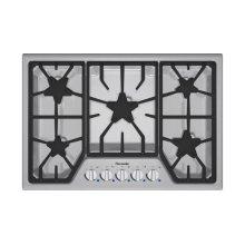 "Masterpiece 30"" Stainless steel gas cooktop 5 Burner SGS305FS"