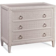 Naples Three Drawer Chest