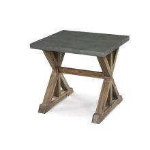 Lybrook Rectangular End Table