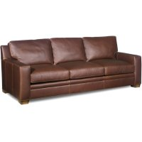 Bradington Young Hanley Stationary Large Sofa 8-Way Tie 223-96 Product Image