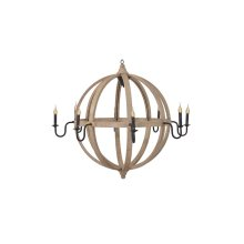 Globose Large Chandelier