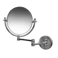 Classic Traditional Wall Mounted Magnifying Mirror X3