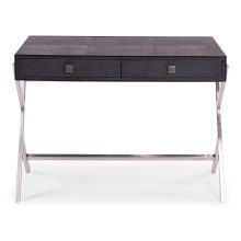 Grey Shagreen Desk