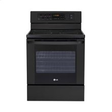 Large Capacity Oven, with IntuiTouch™ controls.