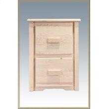 Homestead 2 Drawer File Cabinet