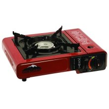 One-Burner Butane Stove