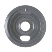 "Range 6"" Porcelain Burner Bowl - Gray Product Image"