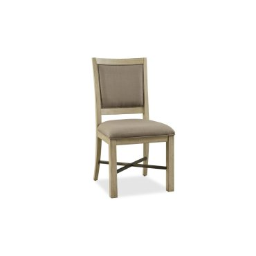 Hideaway Upholstered Side Chair