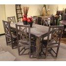 Barnwood Chair Product Image