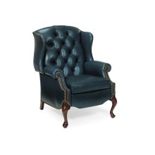 Alexander Tufted Wing Chair Recliner