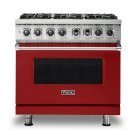 "36"" Dual Fuel Range, Natural Gas Product Image"