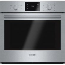 500 Series Single Wall Oven 30'' Stainless steel HBL5351UC